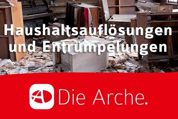 Haushaltsauflösungen und Entrümpelungen Bonn